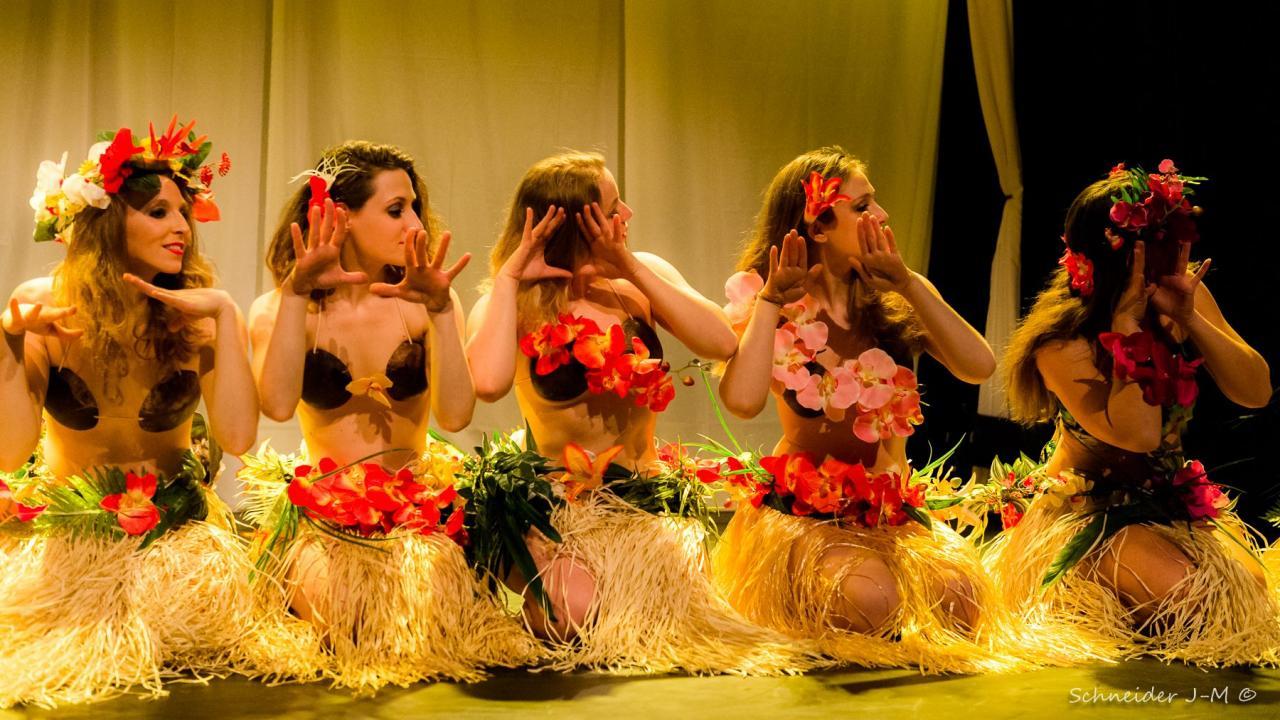 Émotion Tahiti (tableau bonus)