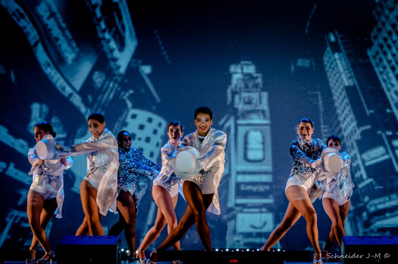 Avec Liza Minnelli, les Girls font leur Show !
